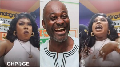 Afia Schwar replies Ken Agyapong, exposes 'greedy' celebs behind #Fixthecountry? campaign