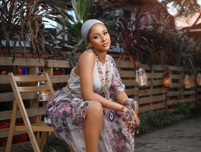 Banky W Celebrates Wife, Adesua In Grand Style On Mother's Day