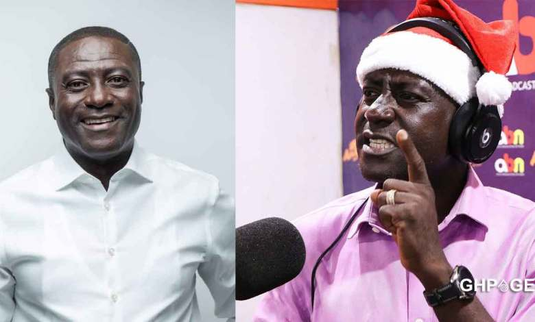 Captain Smart finally speaks on his suspension from Angel FM