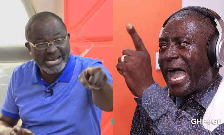 Captain Smart and Kennedy Agyapong