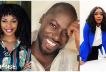 Chris Attoh marries for the 3rd time in the US