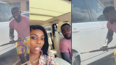 Nana Aba searches for job for graduate she met at