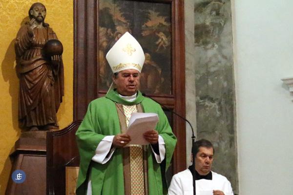 """Bispo de Angra aproveita dia da Igreja Diocesana para pedir """"alegria"""" e """"responsabilidade"""" aos diocesanos"""