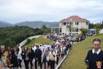 Santa Catarina ganhará primeiro Santuário da Mãe Peregrina