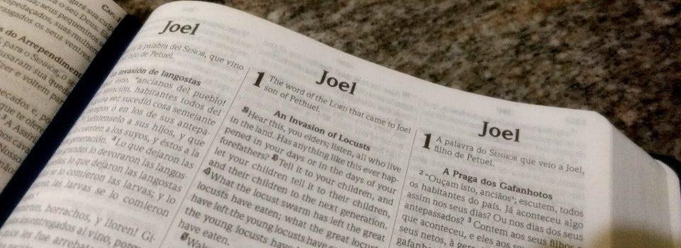 Introdução do Livro de Joel