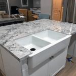 White Ice Granite Countertops Cost Reviews