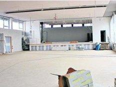 Heller und moderner: Der rundum erneuerte Bürgersaal soll Anfang Juli mit einer Festwoche wiedereröffnet werden.
