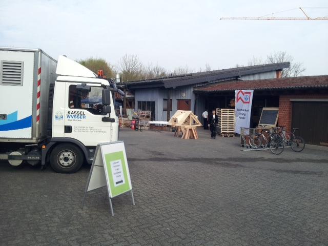 Foto 2 - Kassel-Wasser und Dachdeckerinnung Kassel
