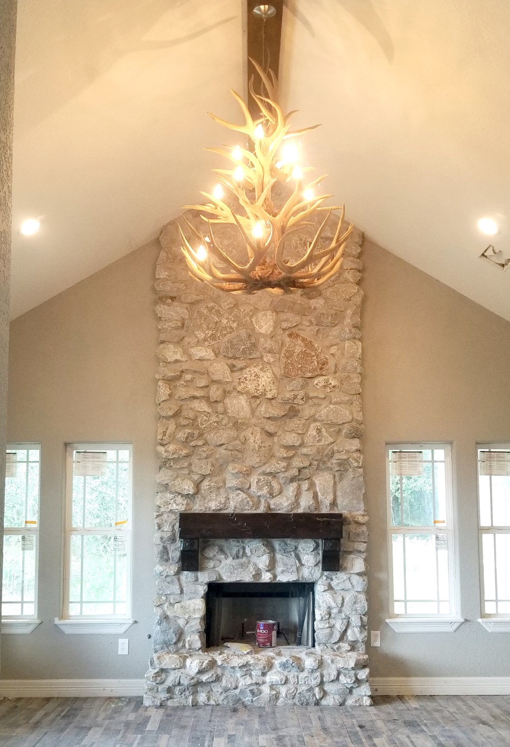 Custom Made Fireplace Mantels