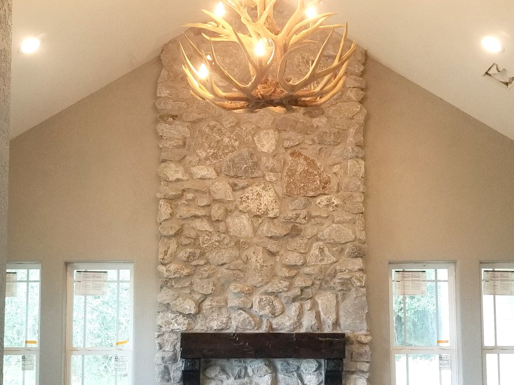 Custom Made Fireplace Mantels