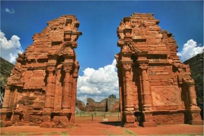 The San ignacio ruins
