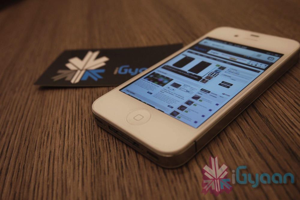 iPhone 4s 0