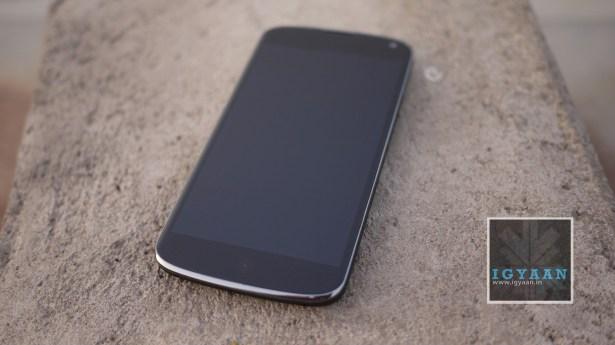 LG Google Nexus 4 India Review iGyaan 48