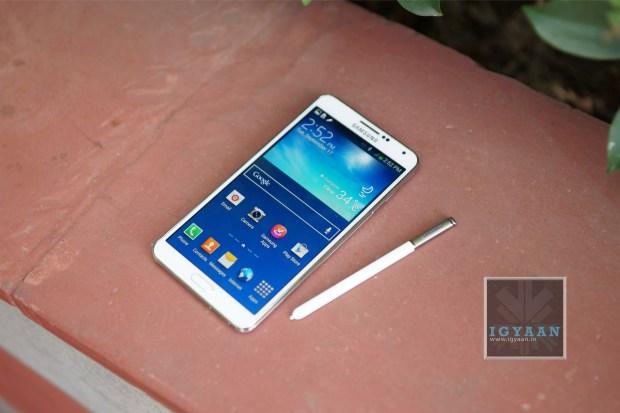 Samsung Galaxy Note 3 0