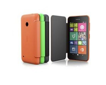 Lumia 530 comes with multi color Flip cover options