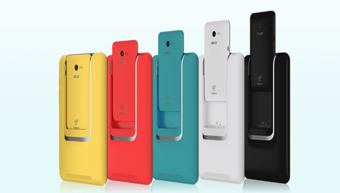 PadFone Mini comes in multiple color options.