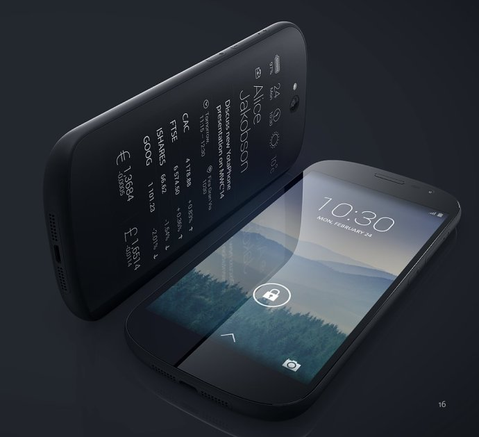 Yotaphone 2 is a considerable improvement over its predecessor.