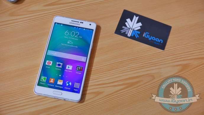 Samsung Forum 2015 Galaxy A7 0