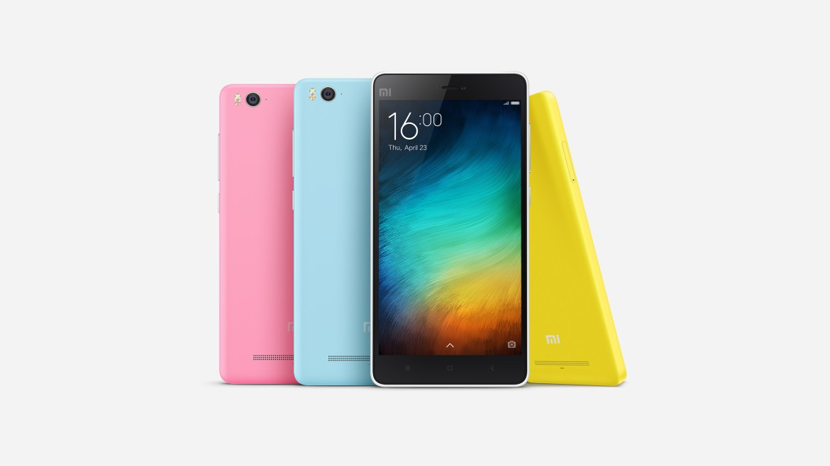 Xiaomi Mi 4i was the first Xiaomi phone to see its initial release outside of China