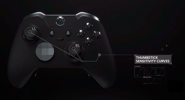 Xbox One Elite Wireless Controller 3