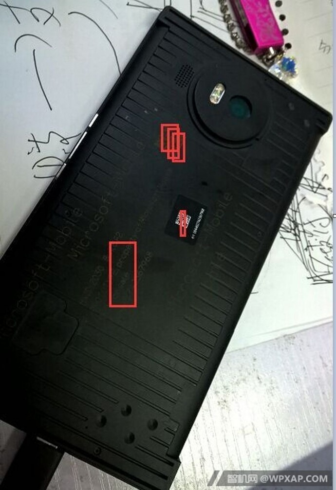 Lumia 950 XL Leak