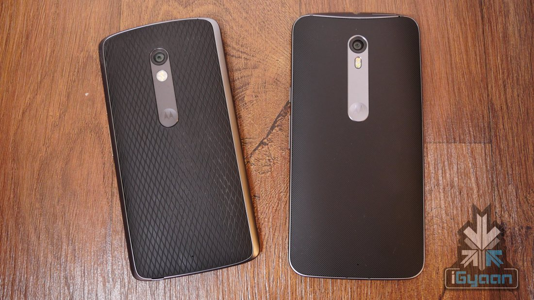 Moto X Style and Play