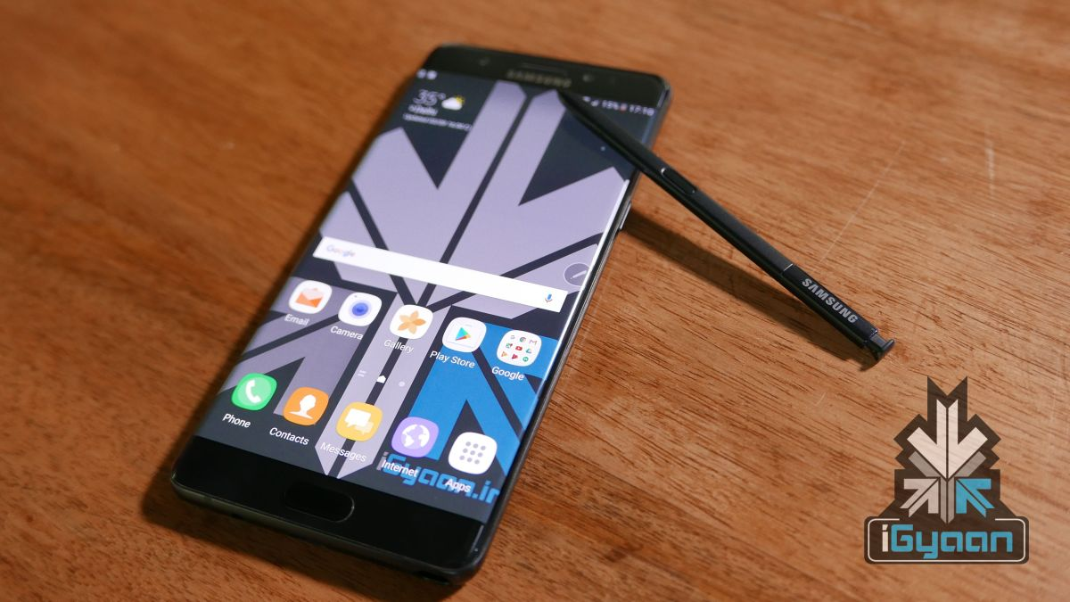 Note 7 hands on 19