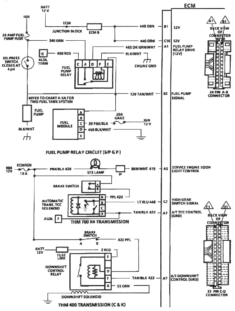 747ecm4?resize=665%2C880 700r4 wiring diagram the best wiring diagram 2017 4r100 transmission wiring diagram at bakdesigns.co