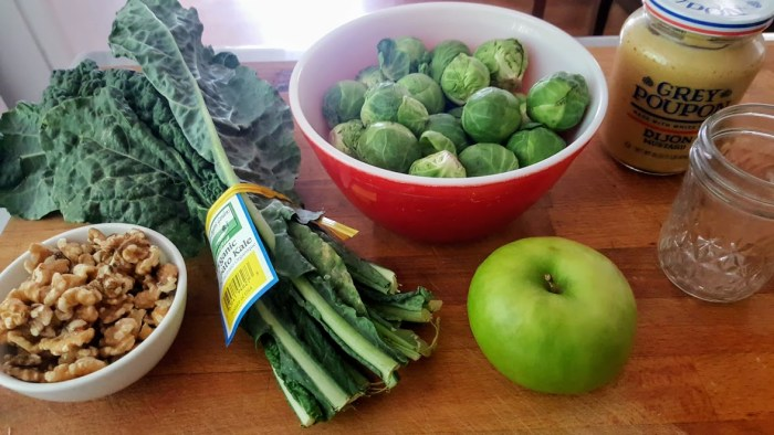 kale-brussels-sprout-salad-ingredients