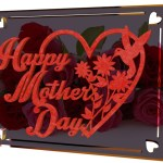 Happy Mothers Day 3D Images