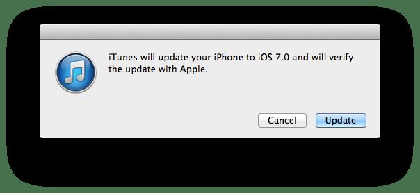 How to Upgrade iOS 6 to iOS 7 - iHash