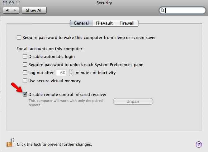 How To Disable Apple Remote Control on mac - iHash