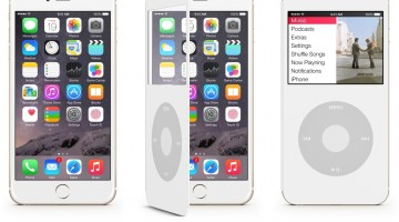 iPod Cover Concept Shows a Smart Accessory Cover for iPhone 6