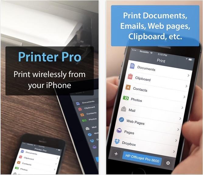 readle printer 1