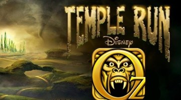 Free App of the Week: Temple Run: Oz