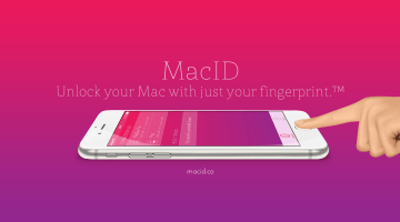 Unlock Your Mac Using Touch ID with MacID App