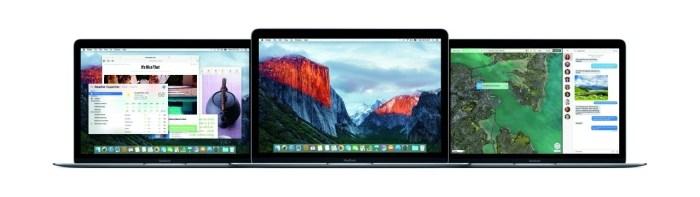 OS X 10.11 El Capitan 2