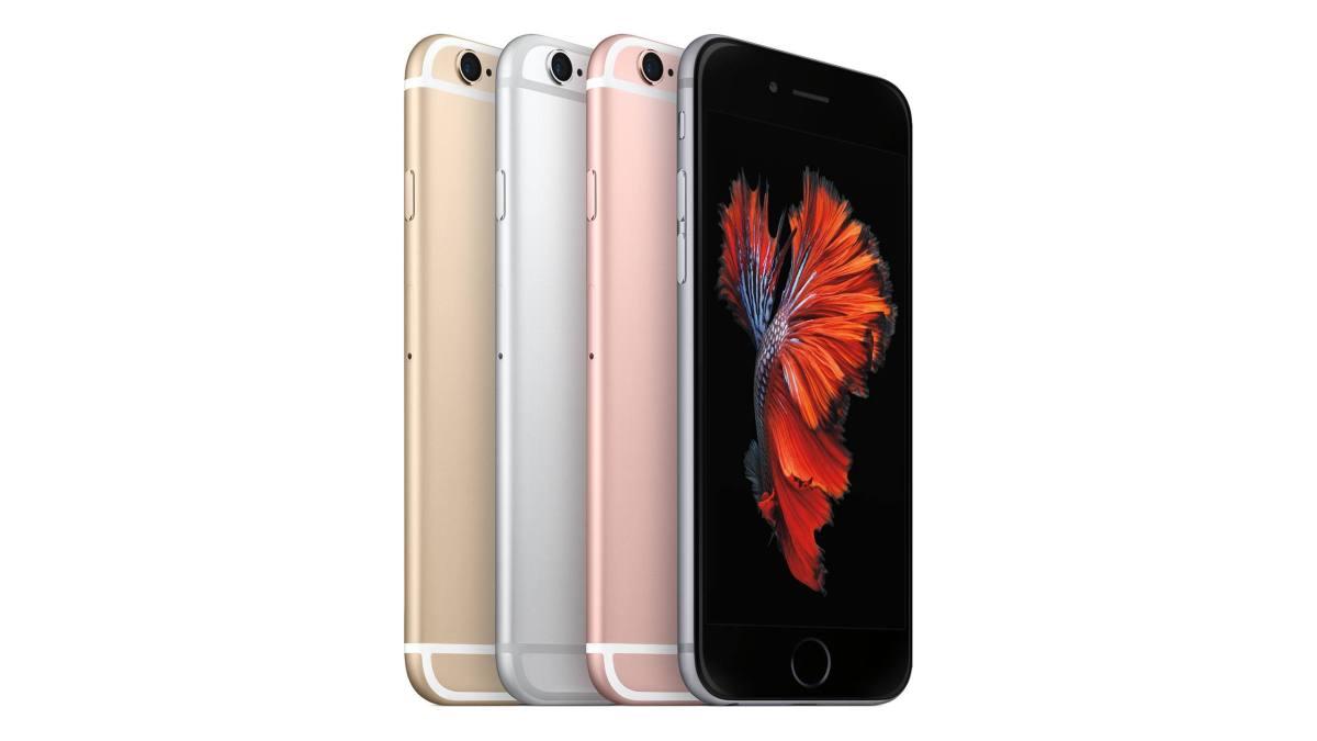 Apple Announces Record Iphone S Iphone S Plus Sales