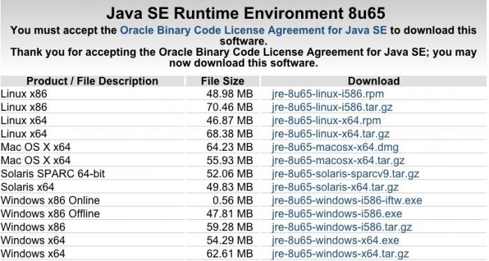 How To Install Java (JRE) 8 on Mac OS X 10 11 El Capitan - iHash