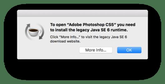 download java se 6 runtime mac el capitan