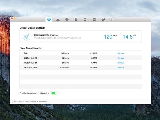 PhoneClean & AnyTrans App Bundle for $19 - iHash