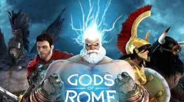Gods Of Rome for iOS From Gameloft