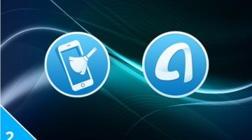 PhoneClean & AnyTrans App Bundle for $19