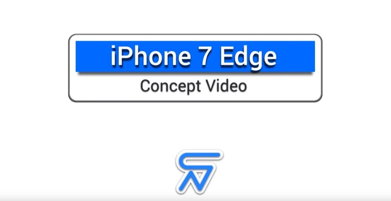 iPhone 7 Edge Concept Hands On