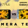 iPhone 7 Plus vs Samsung Galaxy Note 7 Camera Test Comparison