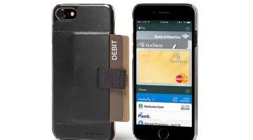 Wally Ether iPhone Wallet Cases for $19