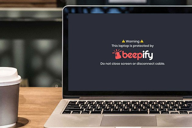 Beepify Laptop Alarm: Lifetime Subscription for $39