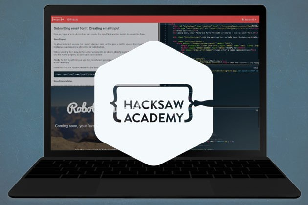 Hacksaw Academy: Lifetime Subscription for $19