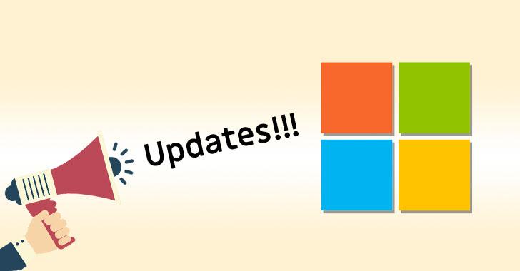 windows security patch updates