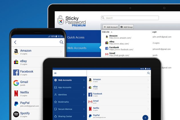 Sticky Password Premium: 5-Yr Team Subscription for $49